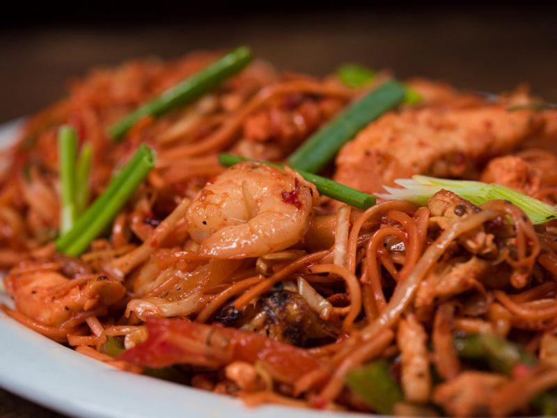 Szechwan Mixed Noodles